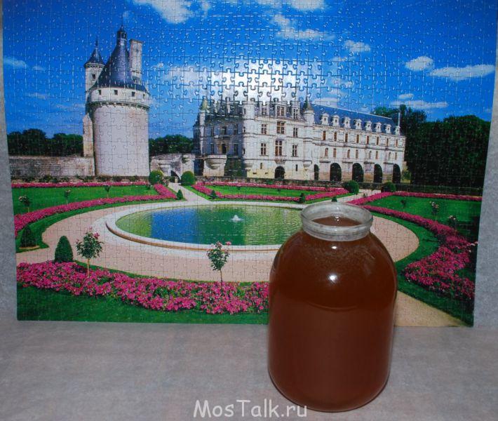 Предлагаю мёд с собственной пасеки - DSC_0315д.jpg