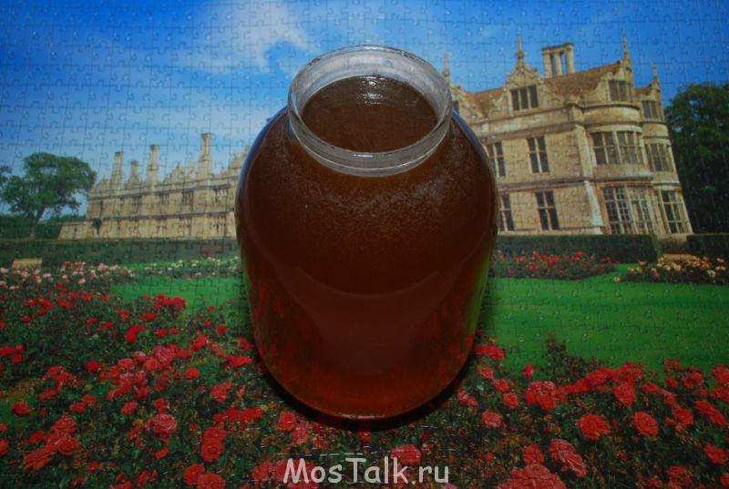 Предлагаю мёд с собственной пасеки - DSC_0327д.jpg