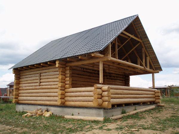 Предлагаем срубы домов и бань из Костромы - сруб дачи.jpg