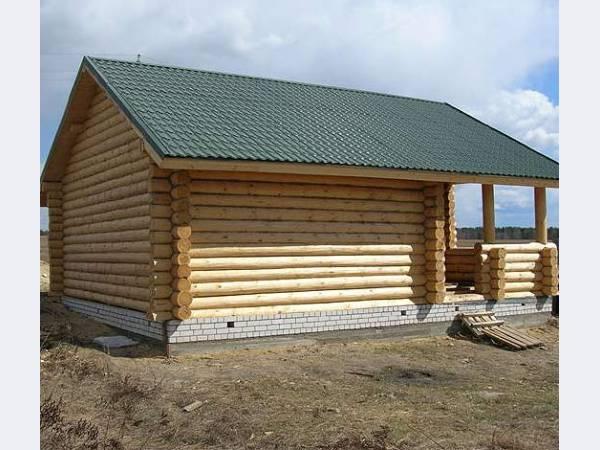 Предлагаем срубы домов и бань из Костромы - сруб дома.jpg
