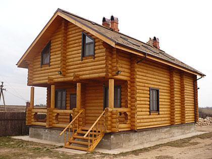 Предлагаем срубы домов и бань из Костромы - красивый.jpg