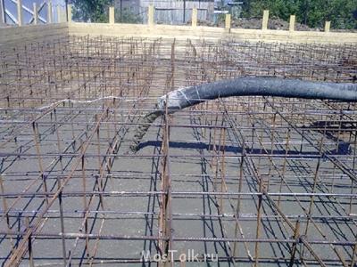 Фундаментные работы. Фундамент для дома и бани - ф 1.jpg