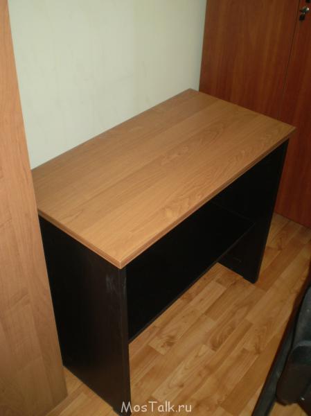 Продам офисный стол - недорого  - P1270995.JPG